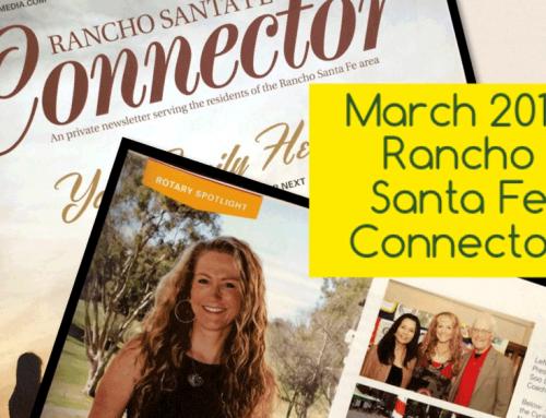 Rancho Santa Fe Connector: Pedal to the Metal