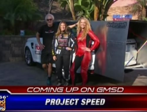 KUSI TV: Project Speed BICYCLE LAND SPEED RECORD